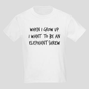 Grow up - Elephant Shrew T-Shirt