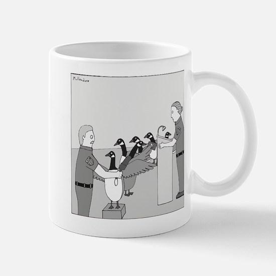 Canadian Geese (no text) Mug