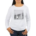 Canadian Geese Women's Long Sleeve T-Shirt