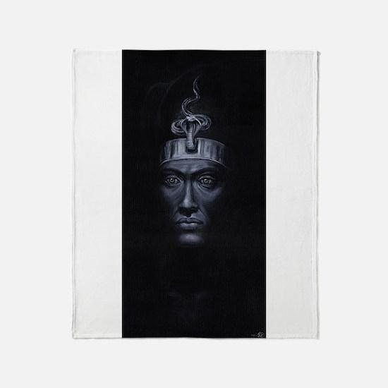 Akhenaten Throw Blanket