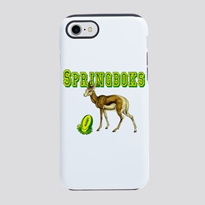 Springboks Rugby iPhone 7 Tough Case