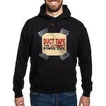 Duct Tape Hoodie (dark)