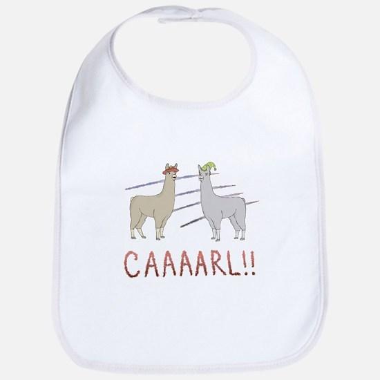 CAAAARL!! Bib