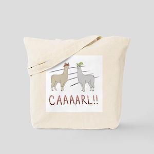 CAAAARL!! Tote Bag