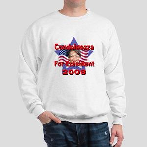 Condoleezza Rice 2008 Sweatshirt