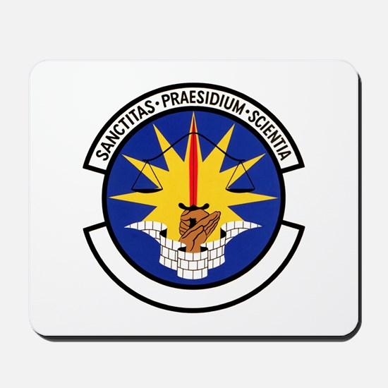 836th Security Police Mousepad