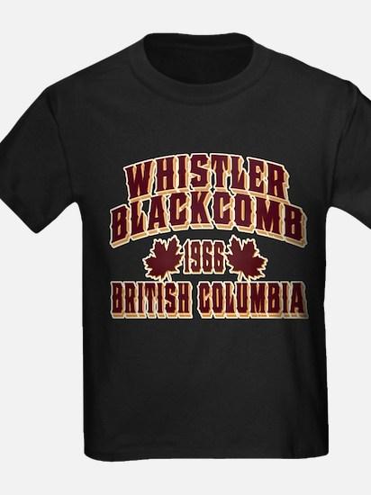 Whistler Old Style Crimson T