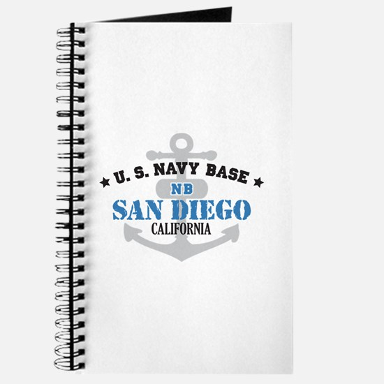 US Navy San Diego Base Journal