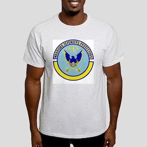 842d Security Police Ash Grey T-Shirt