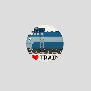 HATWHEEL TRAIN Mini Button
