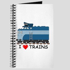 HATWHEEL TRAIN Journal