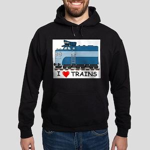 HATWHEEL TRAIN Hoodie (dark)