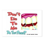 Do you Floss? Postcards (Package of 8)