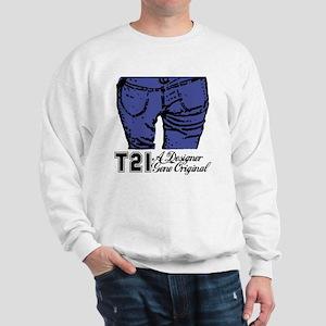 T21 Designer Genes Sweatshirt