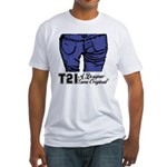 T21 Designer Genes Fitted T-Shirt