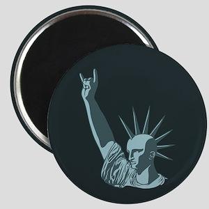 Statue of Liberal Dosage Magnet