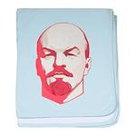 Lenin baby blanket