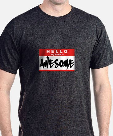 Hello I'm Awesome - T-Shirt