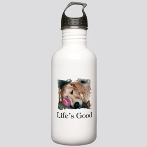 Life is Good Stainless Water Bottle 1.0L