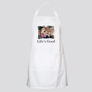 Life is Good Apron