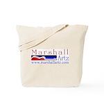 Marshall Artz Tote Bag