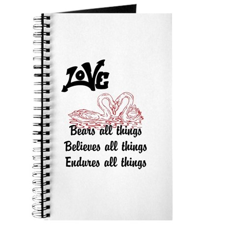 Love, all things Journal