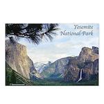 Yosemite Postcards (Package of 8)