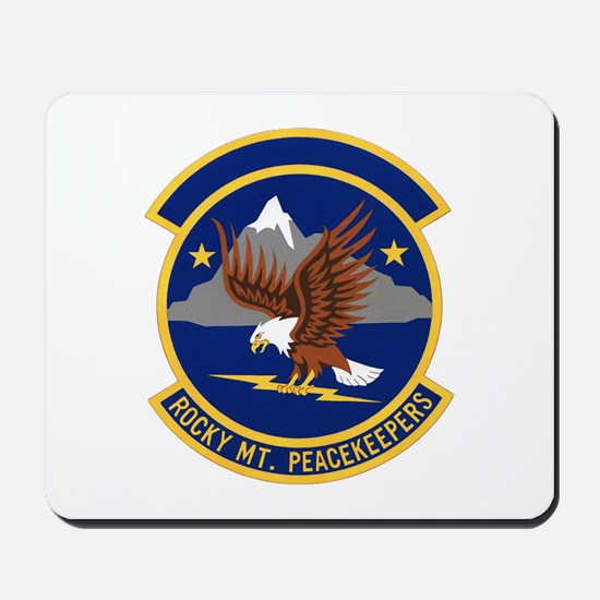 1001st Security Police Mousepad