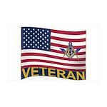 Brother Veteran 35x21 Wall Peel