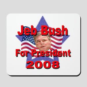 Jeb Bush for President in 200 Mousepad