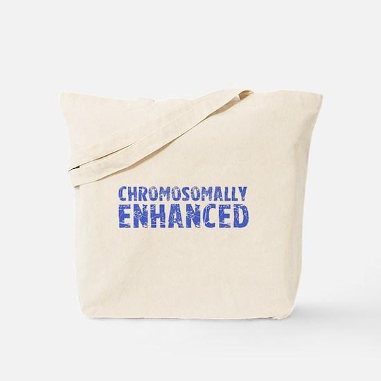 Chromosomally Enhanced Tote Bag