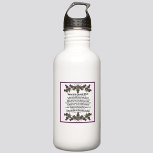 Thistle Legend Stainless Water Bottle 1.0L