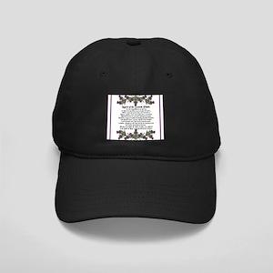 Thistle Legend Black Cap
