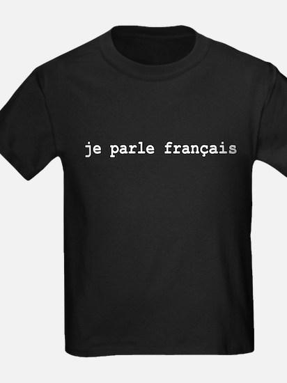 I Speak French T