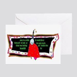 Beautiful Lie Greeting Cards (Pk of 10)