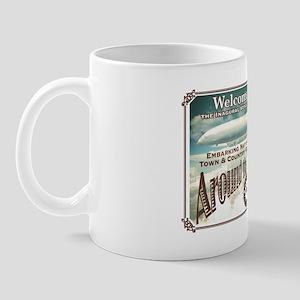 Gaslight Gathering Mug