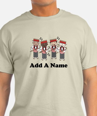 Personalized Barbershop T-Shirt