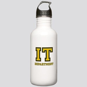IT Department Stainless Water Bottle 1.0L