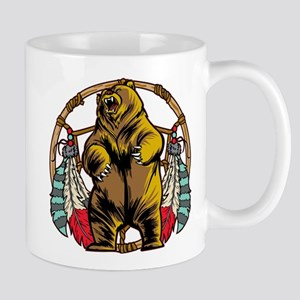 Bear Dream Catcher Mug