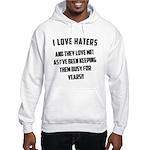 Gym Dirty Hooded Sweatshirt