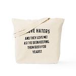 Gym Dirty Tote Bag