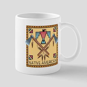 Native American Tomahawks Mug