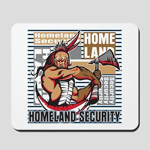 Indian Homeland Security Mousepad