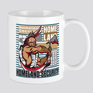 Indian Homeland Security Mug