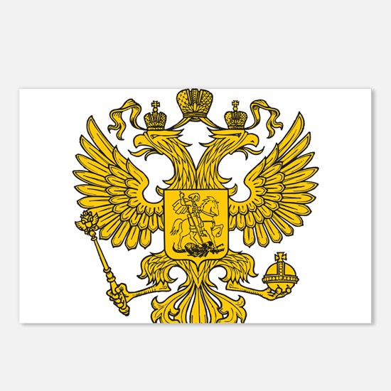 Eagle Coat of Arms Postcards (Package of 8)