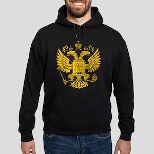 Eagle Coat of Arms Hoodie (dark)