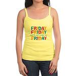 Friday Friday Jr. Spaghetti Tank