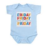 Friday Friday Infant Bodysuit
