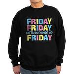 Friday Friday Sweatshirt (dark)