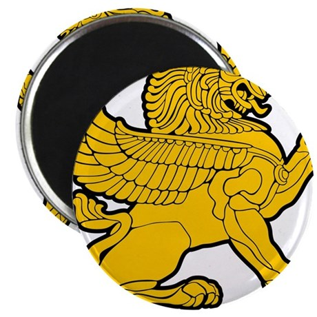 """Persian Lion 2.25"""" Magnet (10 pack)"""